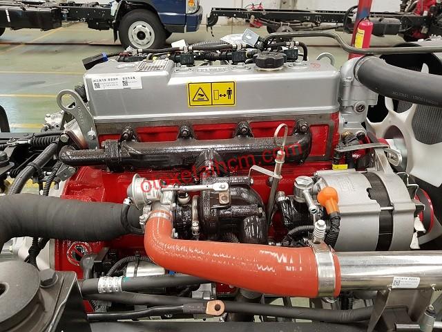 dong cơ jac x5 1.25 tan tp.hcm