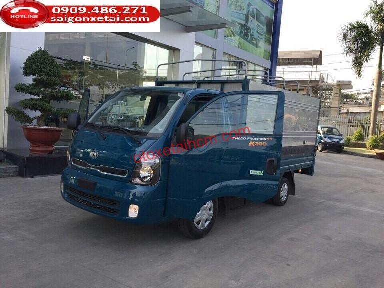 xe tải kia 1.9 tan k200 tp.hcm