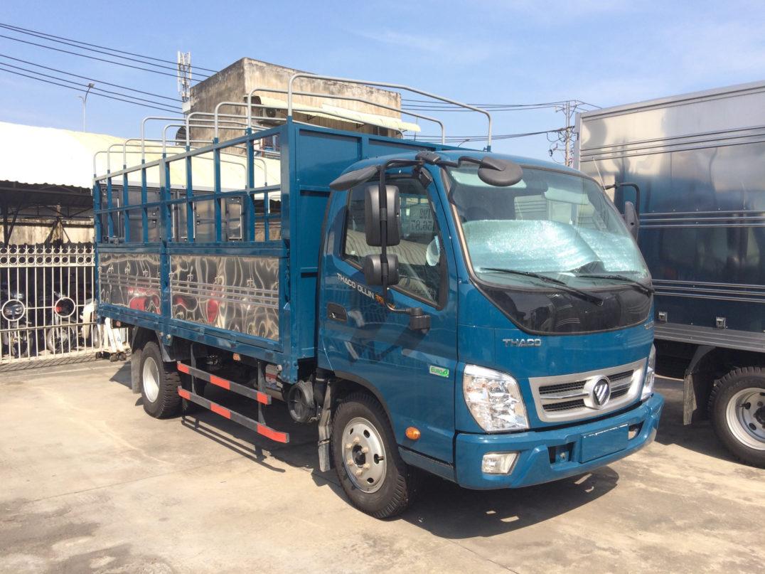 xe tải 5 tấn thaco