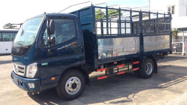 xe thaco 5 tấn 2018