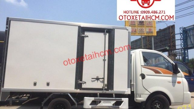 hyundai h150 thùng composit