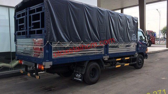 thùng xe hyundai hd120sl