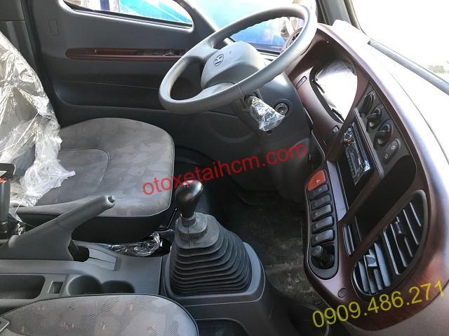 cabin xe tai hyundai hd99 6t5