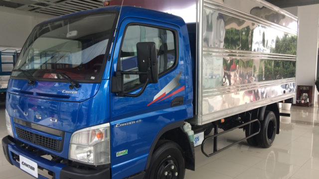 xe tải thaco fuso 3t5