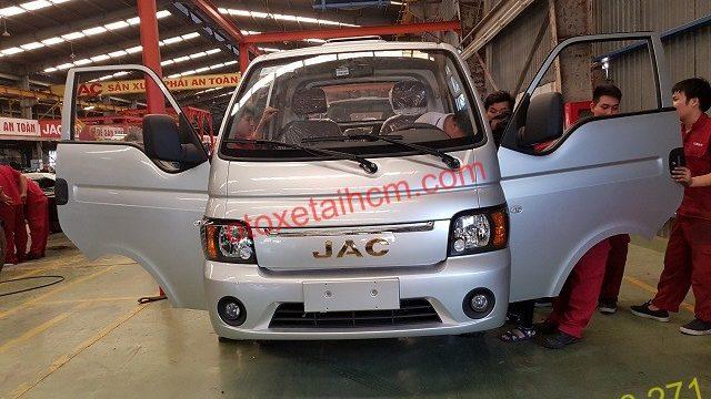 jac 990kg