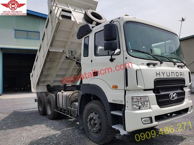 hyundai hd270
