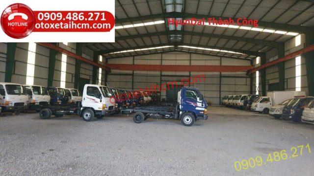 xem xe hyundai new mighty 75s tại tp.hcm