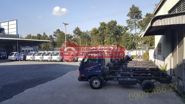xe tải hyundai tại tp.hcm - bình dương