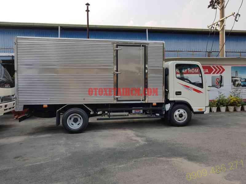thủ tục đăng ký biển số xe tải đối với xe tải jac