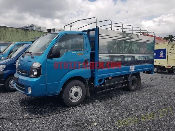 quy định tải trọng dành cho xe tải 2t4