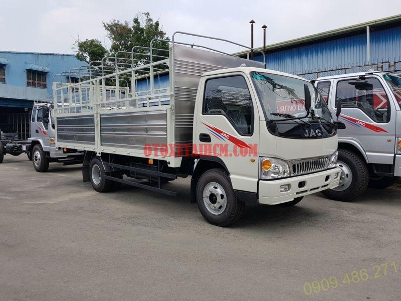 xe tải nhẹ Jac