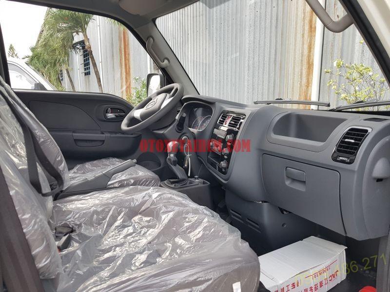 nội thất xe tải Jac