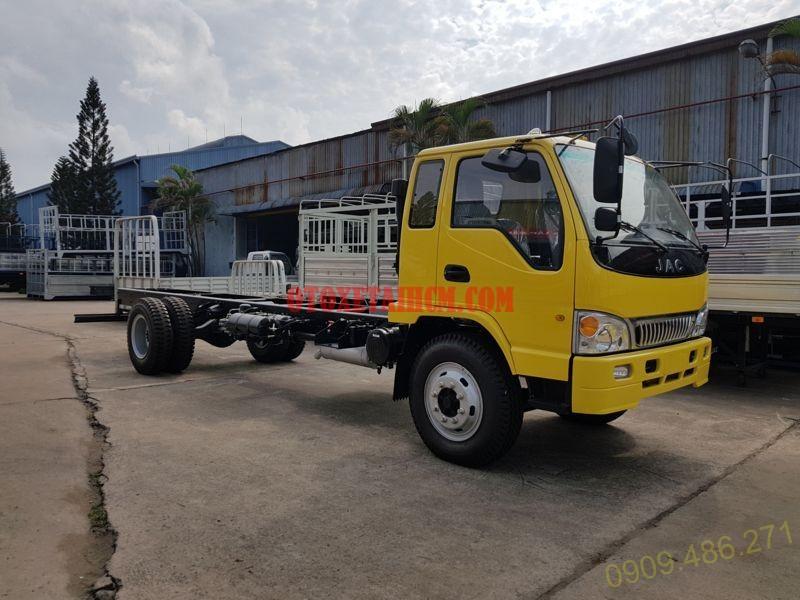 xe tải nhẹ jac 8 tấn