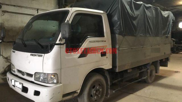 xe tải cũ kia 1.4 tấn k140