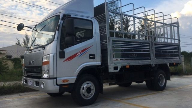 xe tải jac 5 tấn