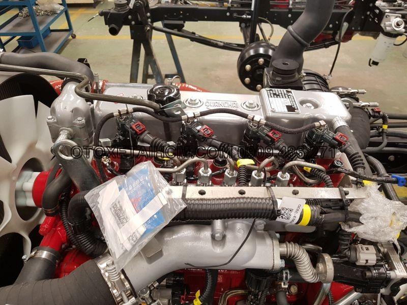 động cơ jac x150