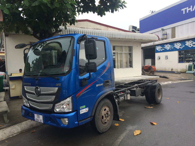 Giá xe tải Thaco M4 350