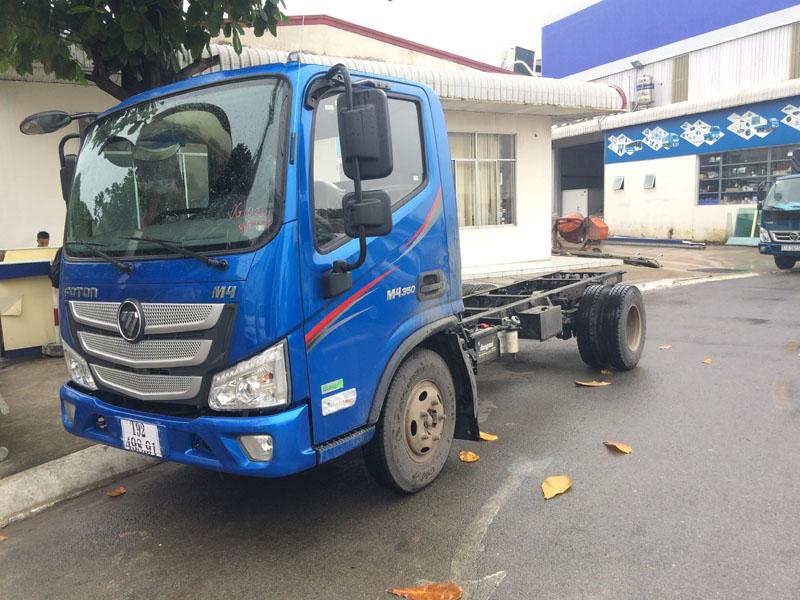 xe tải Thaco M4 350