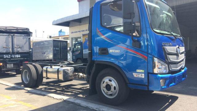 Giá xe tải Thaco M4 600