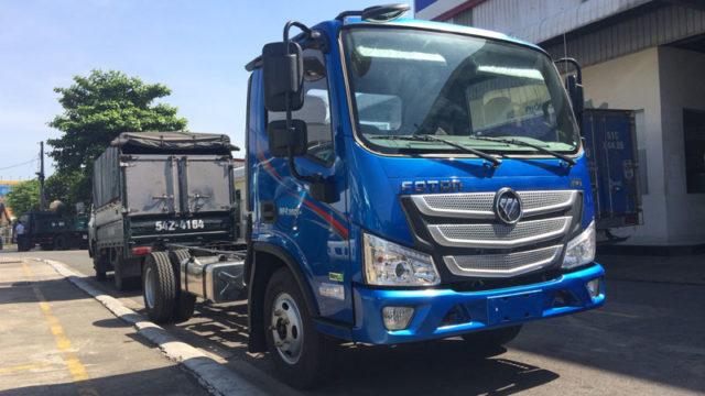 Giá xe tải thaco 5 tấn