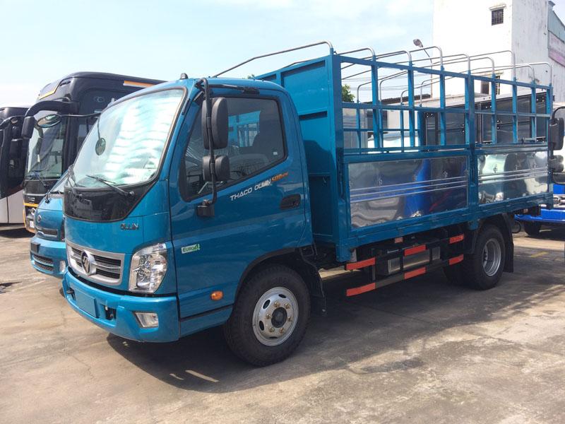 xe tải 5 tấn thaco ollin 500
