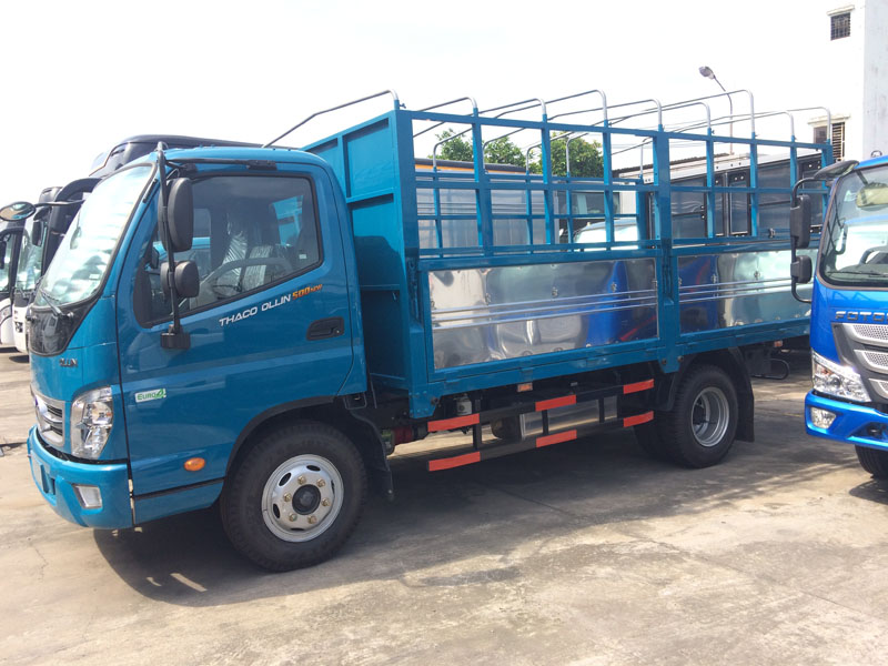 xê tải 5 tấn 2018