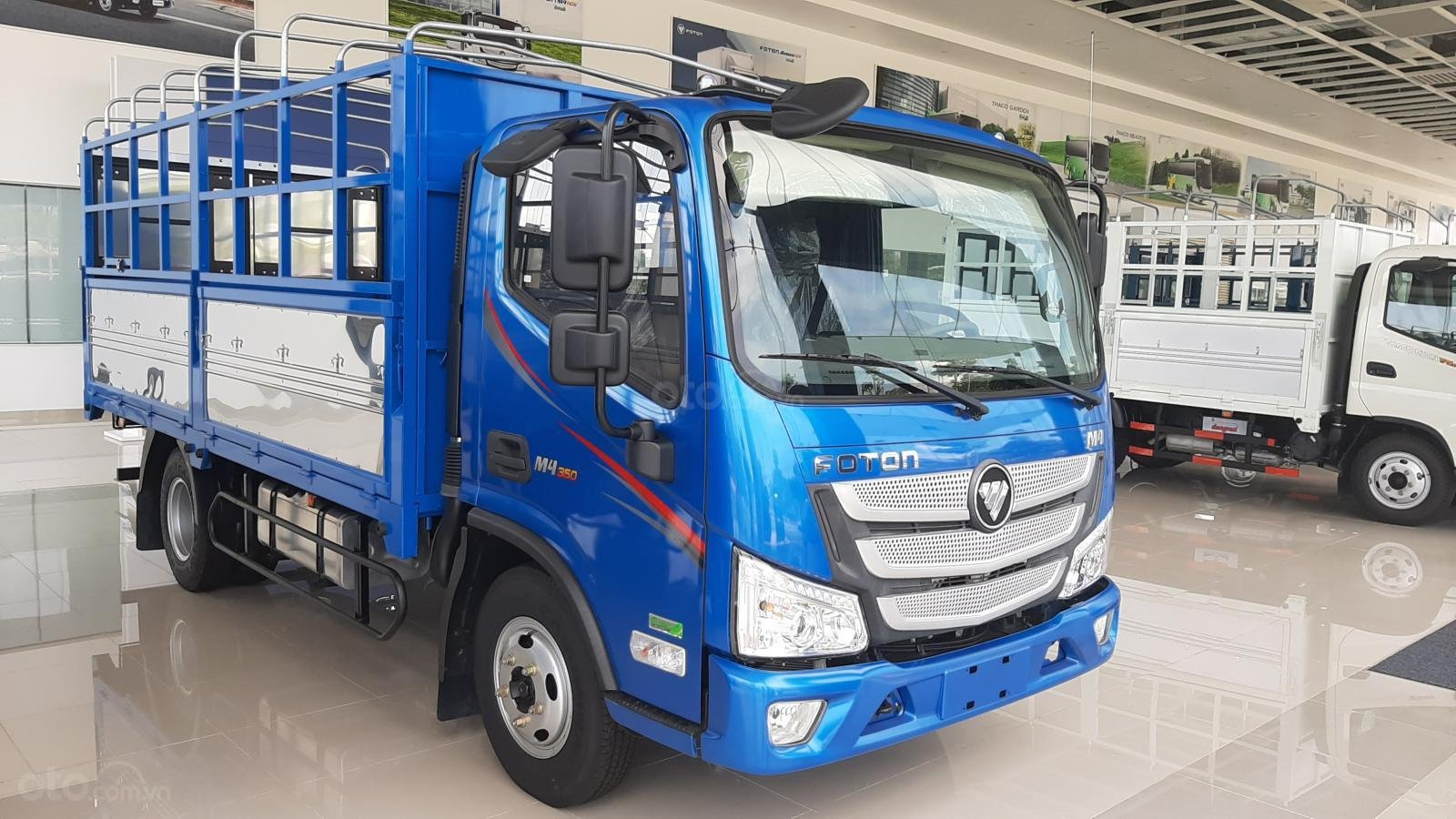 M4 350 THÙNG MUI BẠT