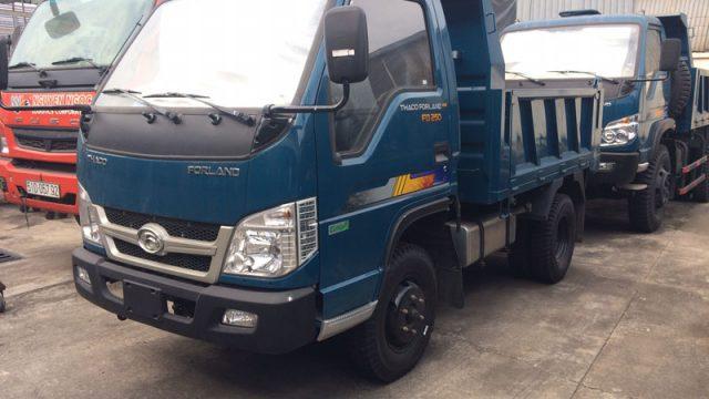 xe ben forland fd250 2.5 tấn