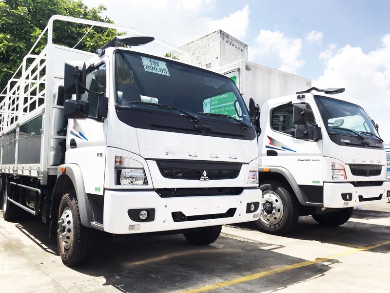 Xe tải FUSO FA 140