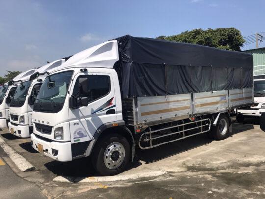 Xe tải FI 170L