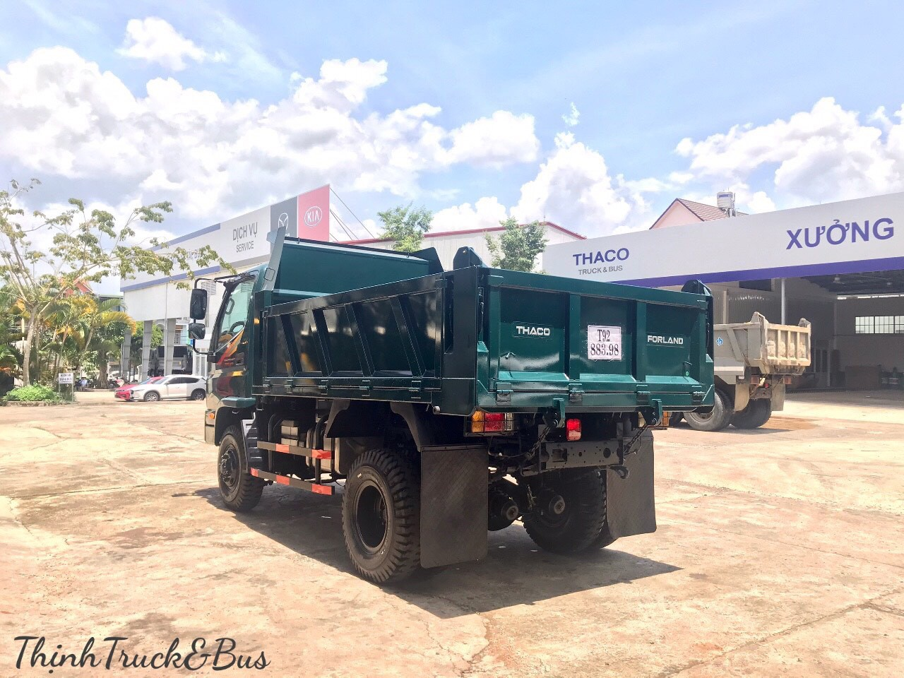 forland fd990a 4wd